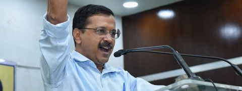 Rahul won't like AAP-Congress alliance: Kejriwal