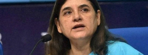 Maneka remark on Muslims causes storm
