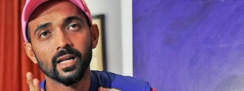 RR skipper Ajinkya Rahane fined Rs 12 lakh for slow over-rate