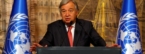 Libya: Still time to stop 'bloody battle', says UN Chief