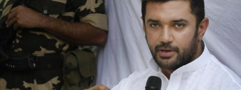Chirag Paswan is in direct fight with RLSP candidate in Jamui
