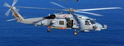 India cleared to buy 24 Seahawk helicopters
