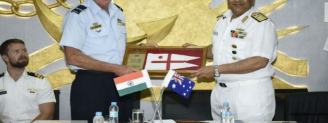 AUSINDEX: Indian and Australian Navies conclude maritime exercise
