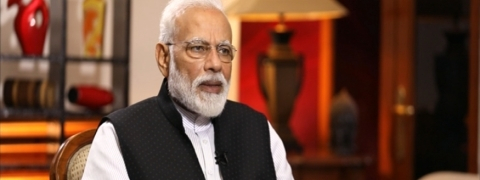 Article 370 hindering development of J&K: PM