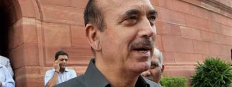 Kashmir issue one of Modi govt's biggest failures: Ghulam Nabi Azad