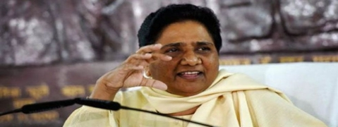 BJP attacks Mayawati for making personal remarks against PM