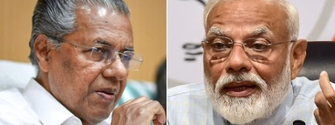 Kerala CM not to attend swearing-in of Modi