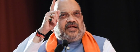 Bua-Babua, Cong responsible for backwardness of UP, country: Shah