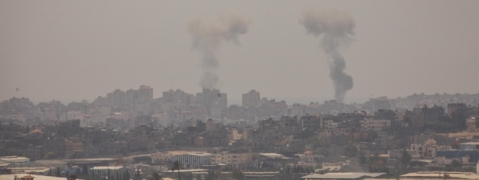 IDF: Palestinians fired 50 rockets at Israel from Gaza strip