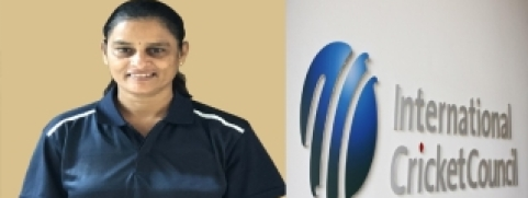 India's GS Lakshmi becomes first woman to be ICC match referee