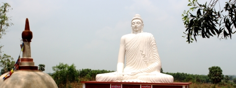 Naidu greets people on eve of Buddha Purnima