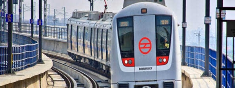 Juvenile held with 5 live cartridges at Mayur Vihar metro station