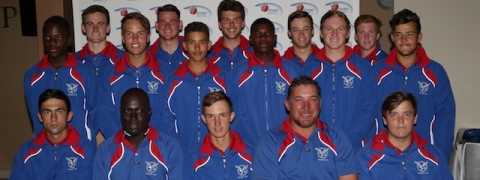 Namibia squad revealed for ICC T20 World Cup Africa finals