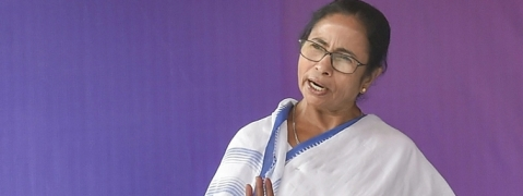 Mamata to attend Modi's swearing-in ceremony