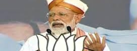 Modi calls upon people especially youth to vote in large numbers
