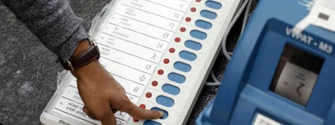 26.63 pc voter turnout amid EVM snags, sporadic violence in Bengal