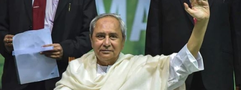 Odisha CM Patnaik to assume power for fifth time