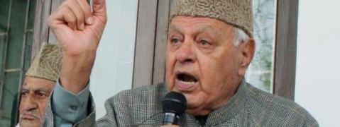 Farooq calls for collective efforts against 'rise of communalism' in India