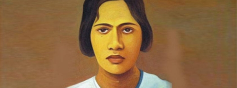 108 Birth anniversary of Pritilata Waddedar in Bangladesh