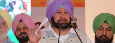 People venting their anger to obstruct Harsimrat's rallies: Amarinder