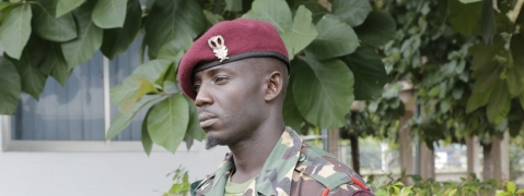 He died so I could live, says UN peacekeeper