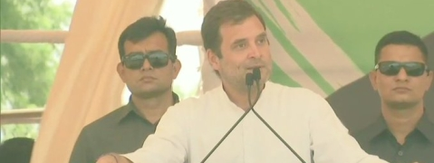 What has Modi done for the jobless, asks Rahul