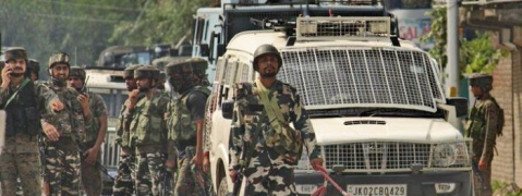 Former cop among 2 Lashkar militants killed