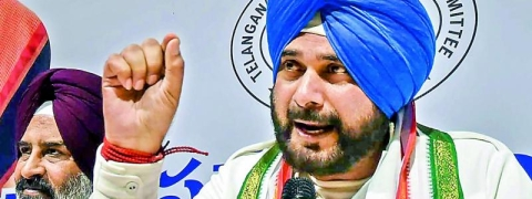 Sidhu's vocal cord damaged; put on medication