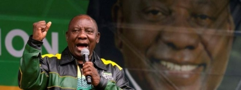 Ramaphosa vows to tackle ANC corruption