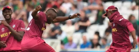 West Indies outplay Pakistan by 7 wickets