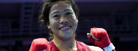 Will give countrymen reason to 'smile' at Tokyo Olympics: Mary Kom