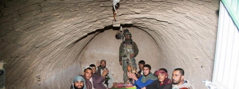 16 civilians, 12 soldiers freed from Taliban prison