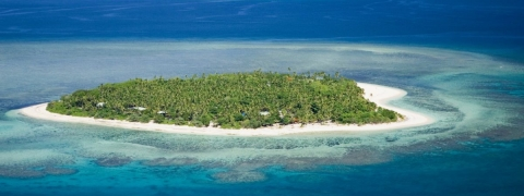 Paradise islands of Pacific vulnerable to climate change