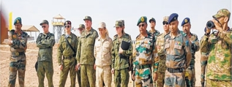 Int'l Army Scout Masters Competition to be held in Jaisalmer from July 24