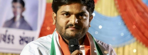 With 10 pc quota for EWS, Patidar reservations stir over: Hardik