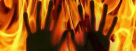 Bank notice for attachment of house: Mother, daughter set ablaze, one die