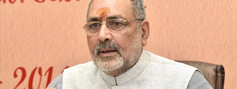 Giriraj gets bail for controversial remark against minorities