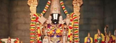 Idol of Lord Venkatachalapathy to be installed at Panjavadi temple