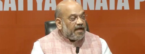 Sadhvi will have to reply to notices: Shah