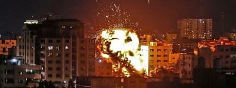 Rockets fired from Gaza strip reached 430: IDF