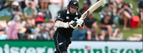 Latham uncertain for World Cup opener