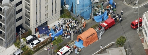 One school girl killed, several injured in Japan mass stabbing