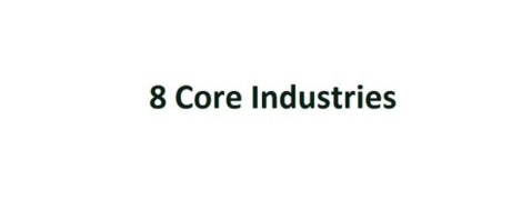 Eight core industries growth 2.6 pc in April compared to 4.9 pc in March
