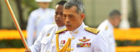 Thai king  weds bodyguard