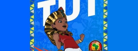 Egypt reveals 2019 African Nations Cup mascot