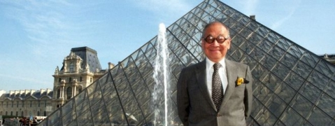 Louvre pyramid architect dies aged 102