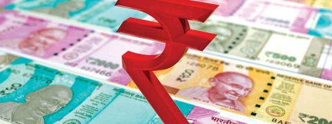 Rupee falls 8 paise against USD