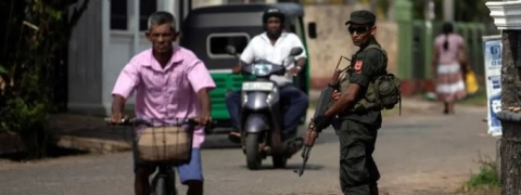 Sri Lanka imposes curfew after religious tension rises in Negombo