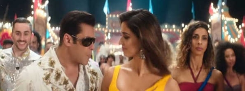 Disha's chemistry with Salman in 'Slow Motion' rakes 52 mn views