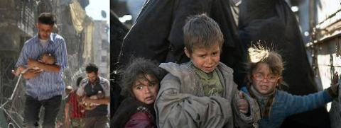 Syria: Children bearing the brunt of violence